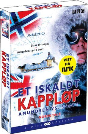 Norwegian version of - Blizzard to the Pole.