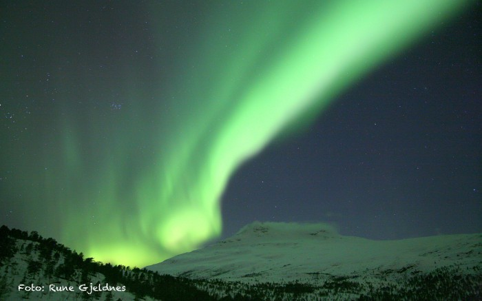 Northern Light in Troms