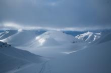 Metuen glacier