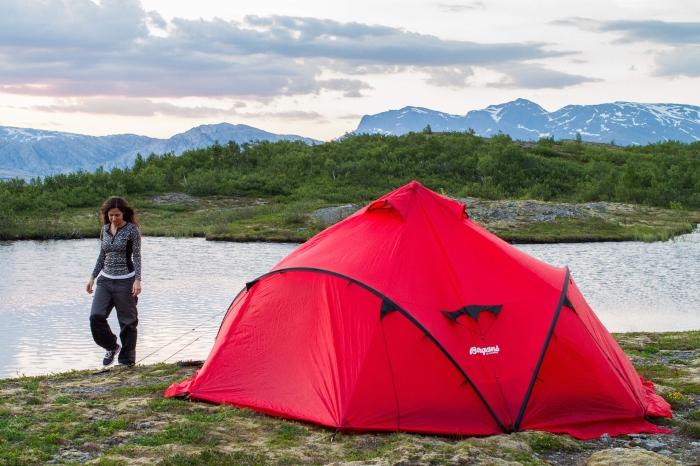 Helgeland camp