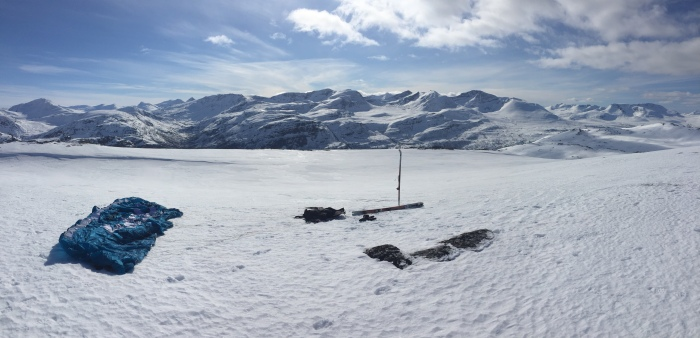 Panorama South West Trollheimen