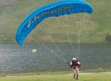 Landing Zone at Buttermeer.